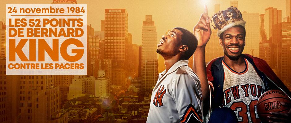 Basket – Rétro – 52 points de BernardKing