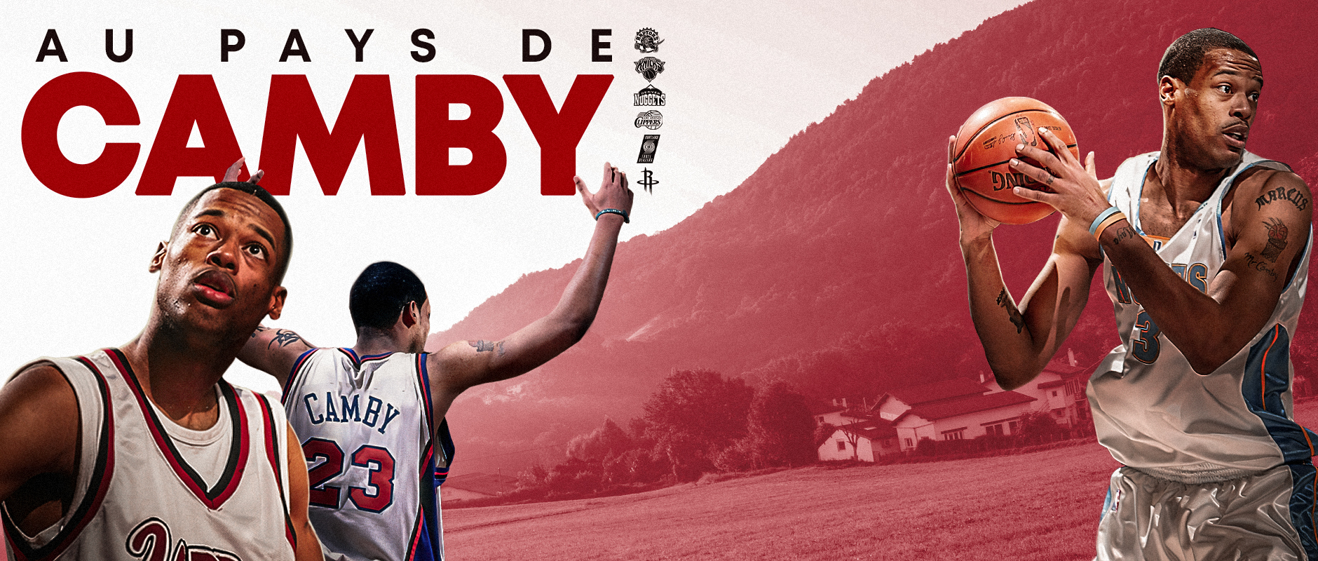Marcus Camby – Au Pays deGamby