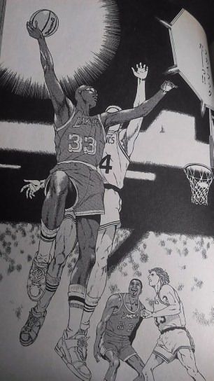 NBA Story Kareem 1987