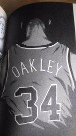 NBA Story Oakley